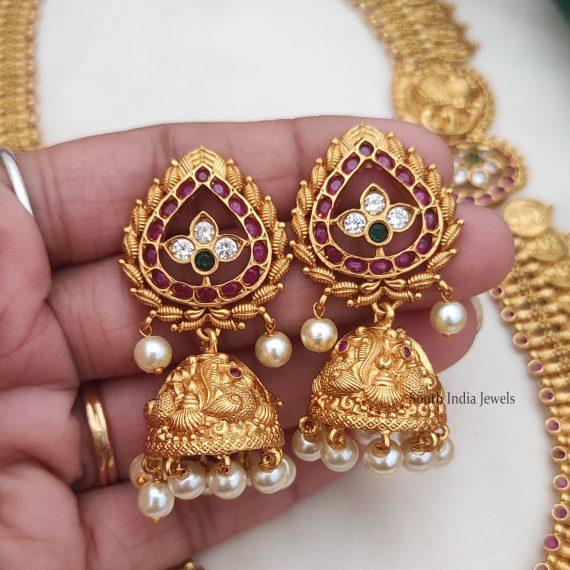 Elegant Lakshmi Kasu Haram (2)