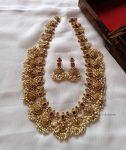 Marvelous Bridal Guttapusalu Haram (2)