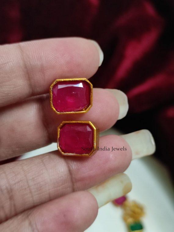 Pretty Kemp Stone Necklace