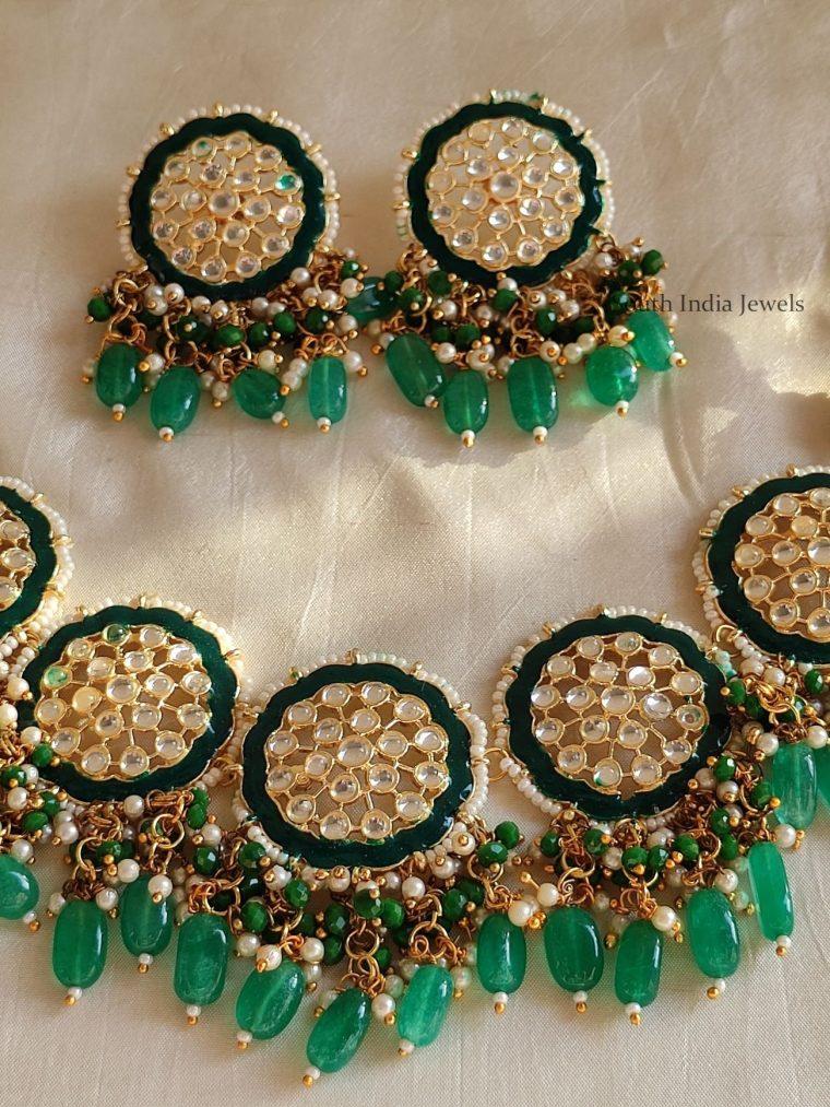 Royal Look Kundan Necklace