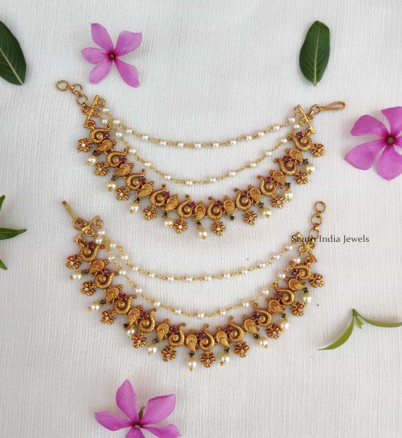 Traditional Floral Design Mattal