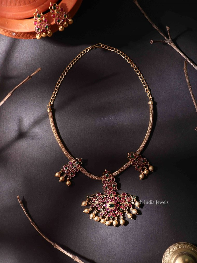 Traditional Kemp Design Necklace