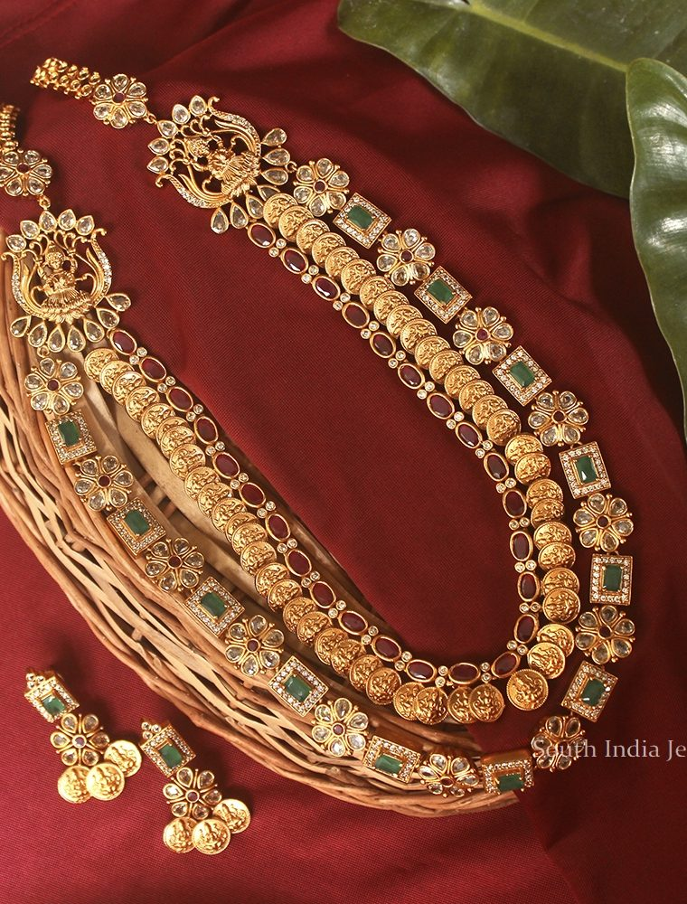 Traditional Lakshmi Coin Design Haram (2)