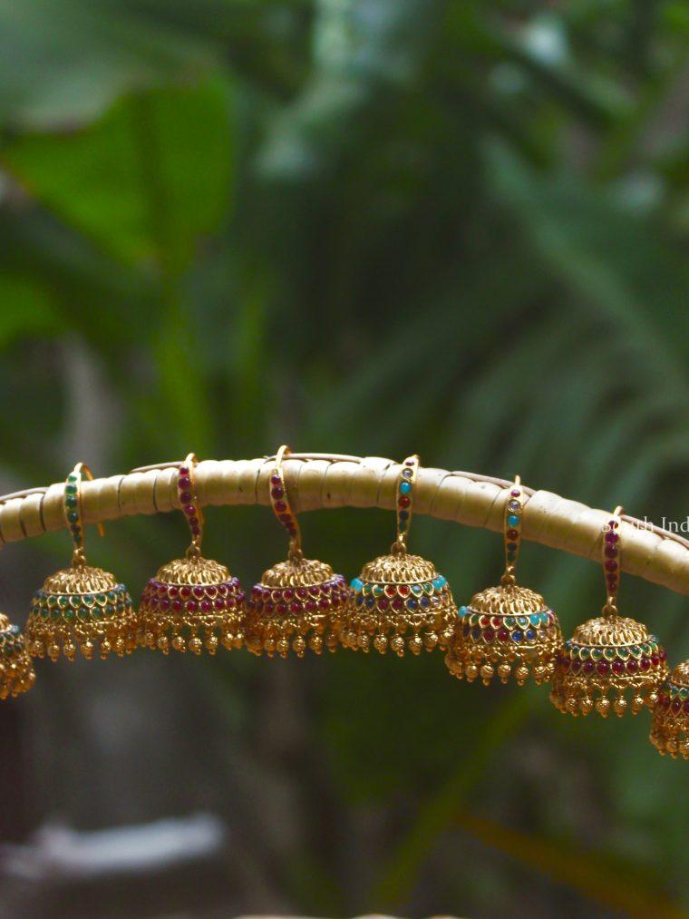 Traditional Light Weight Jhumkas