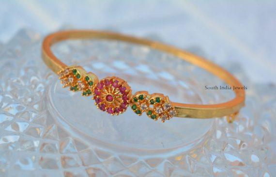 Traditional Multi Stone Bracelet