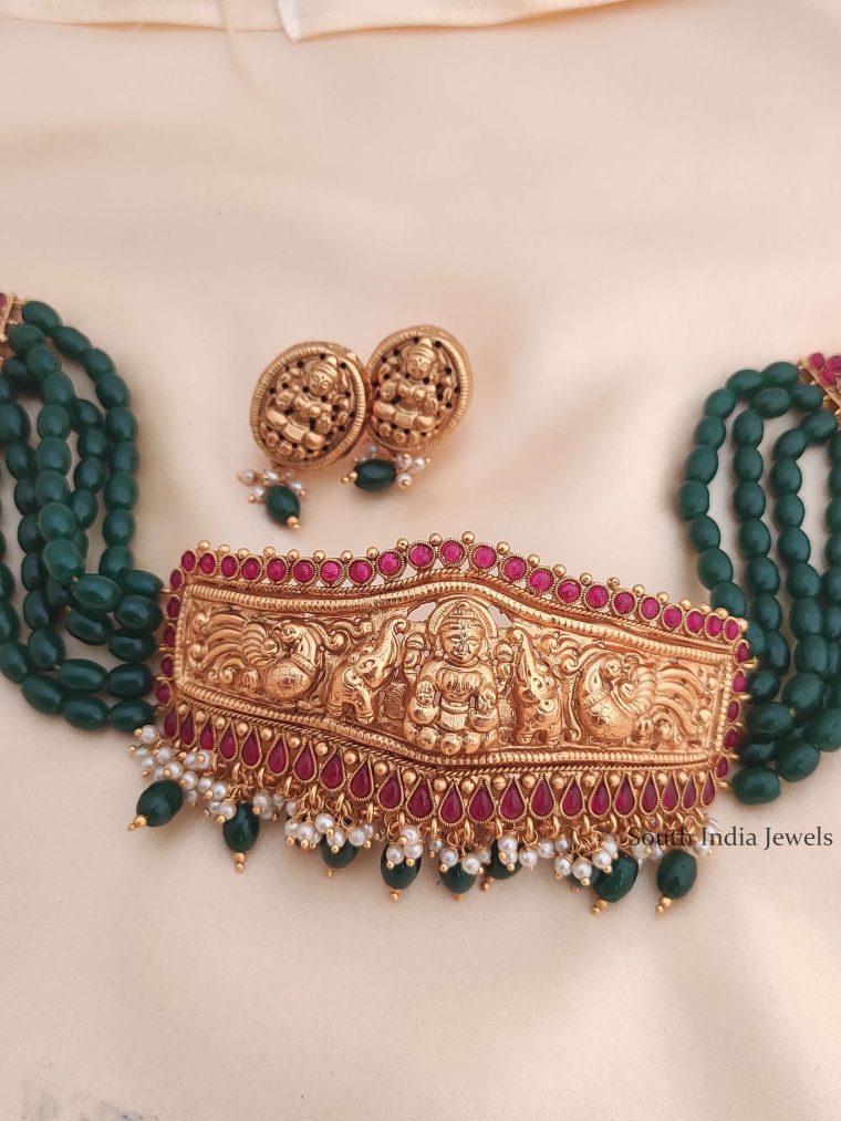 Traditional Nagas Beads Choker