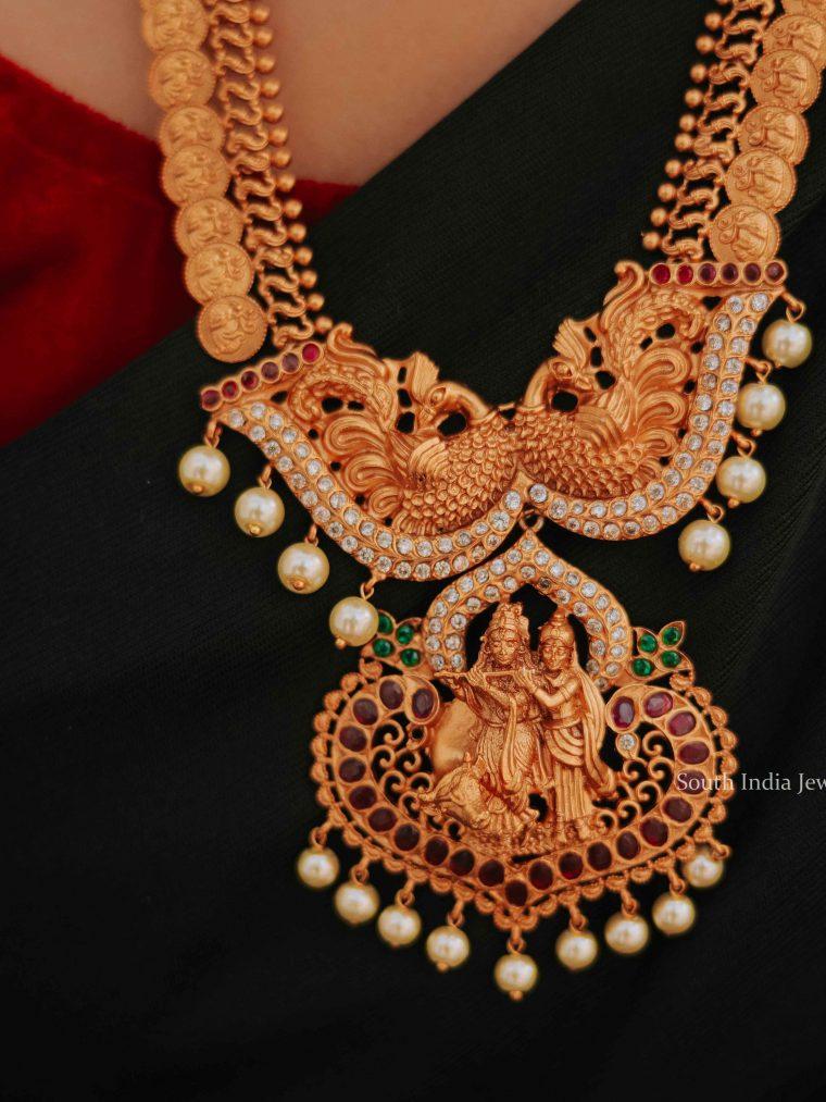 Traditional Radha Krishna Haram
