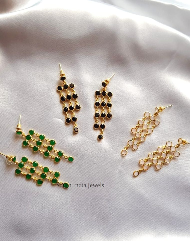 Unique Design Fall Earrings