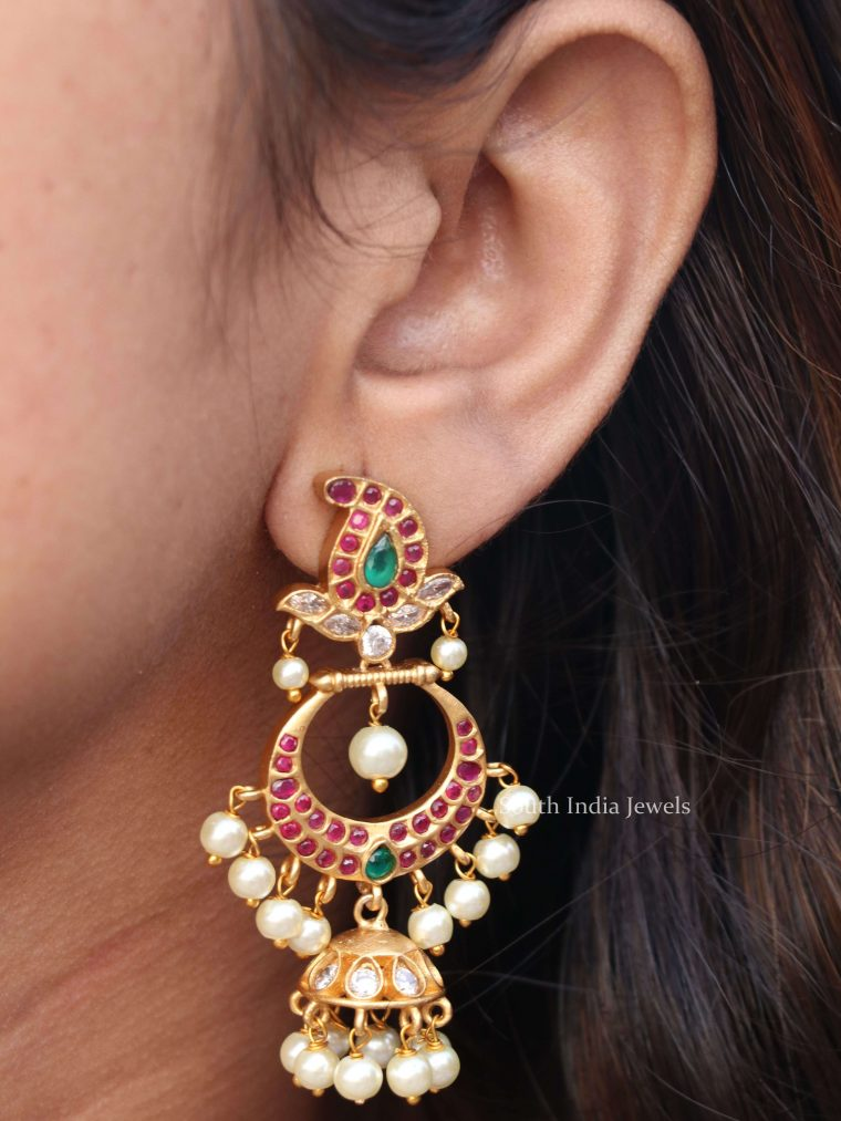 Unique Kemp Stone Earrings