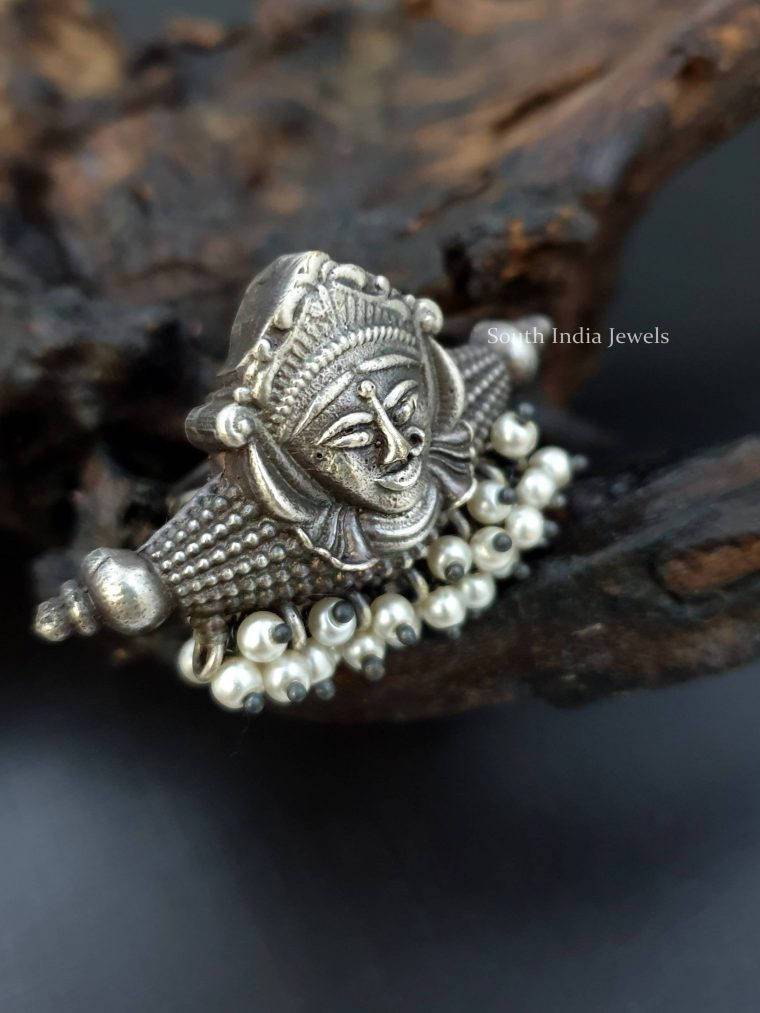 Unique Ma Kali Adjustable Finger Ring