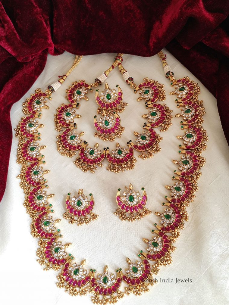 Elegant Chand Kemp Bridal Set