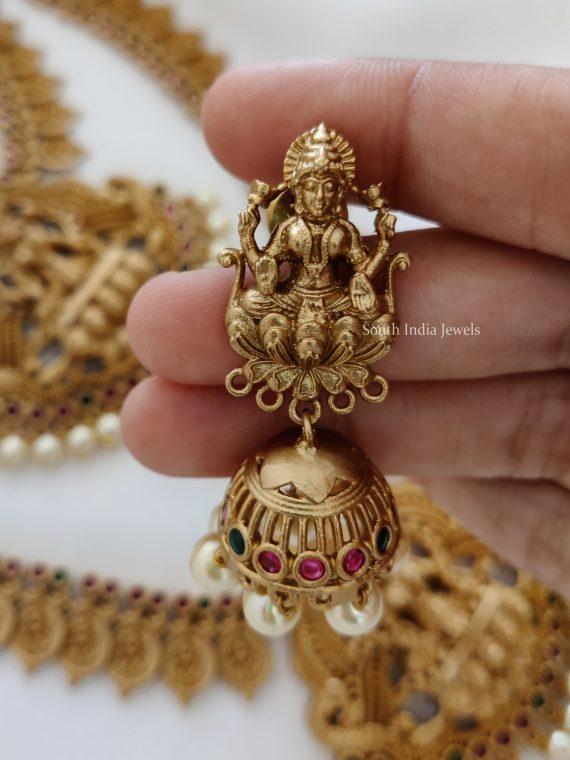 Elegant Lakshmi Design Semi Bridal Combo (2)