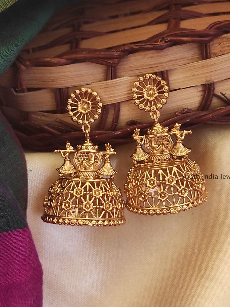 Gorgeous Bridal Design Jhumkas
