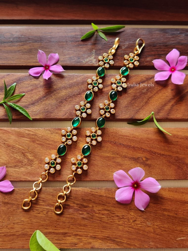Gorgeous Emerald Mattal