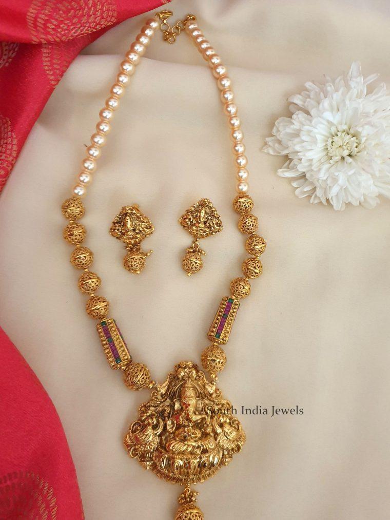 Amazing Ganesh Pendant Necklace