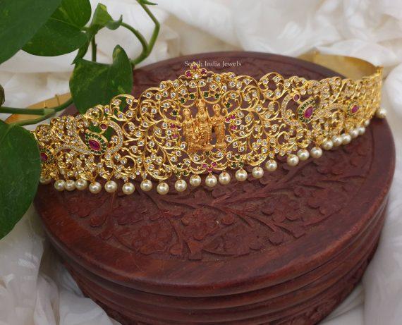 Amazing Ramparivar Gold Replica Hipbelt