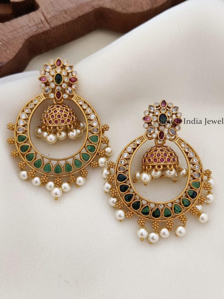 Elegant Chandbali Earrings