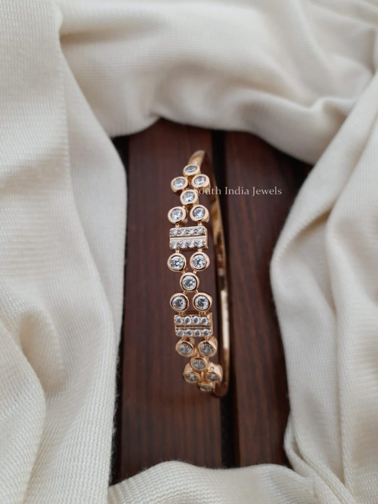 Gorgeous Design CZ Stone Bracelet