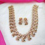 Gorgeous Floral Design Necklace