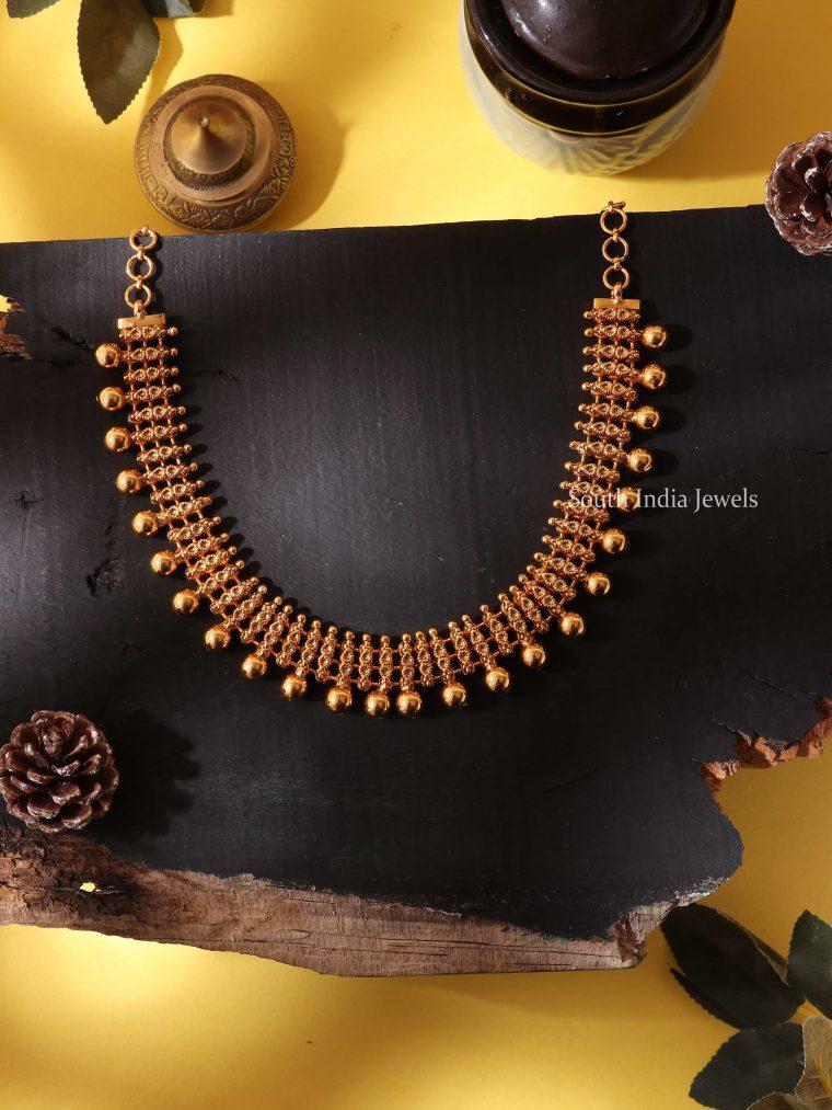 Gorgeous Gold Alike Necklace