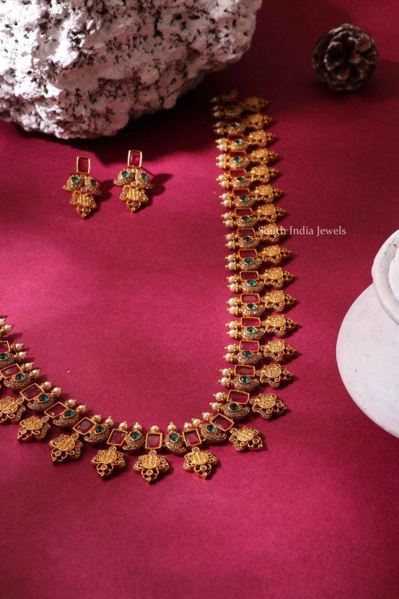 Gorgeous Ramparivar Design Haram (2)