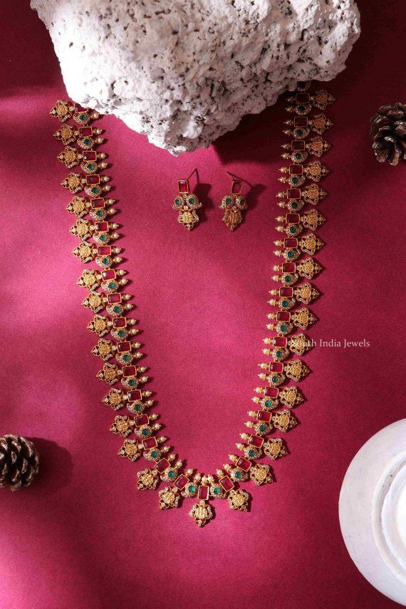 Gorgeous Ramparivar Design Haram (4)