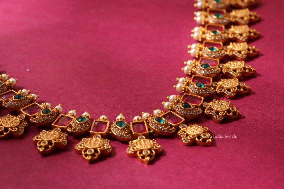 Gorgeous Ramparivar Design Haram