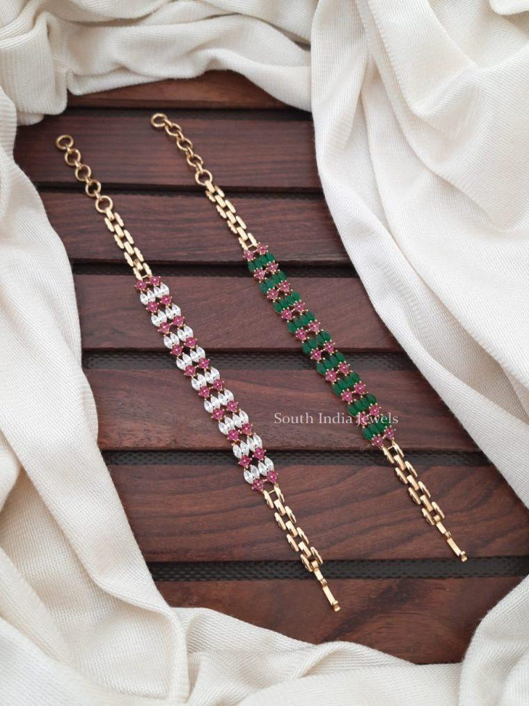 Marvelous CZ Stone Bracelet