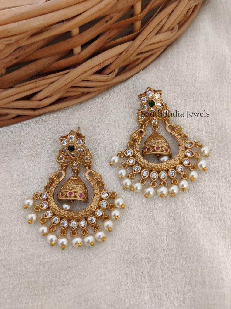 Mesmerizing Chandbali Earring