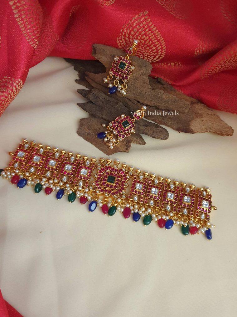Stunning Beads & Kemp Choker