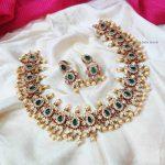 Traditional Guttapusalu Necklace (2)