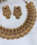 Traditional Ramparivar Coin Necklace (3)