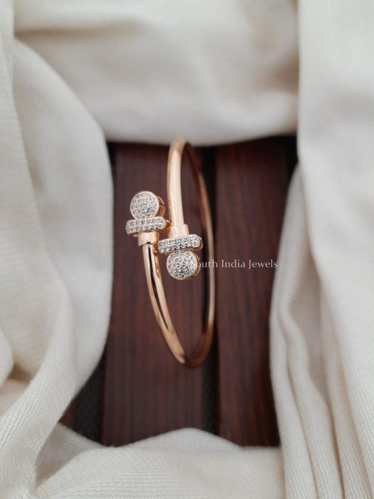 Trendy Look CZ Stone Bracelet