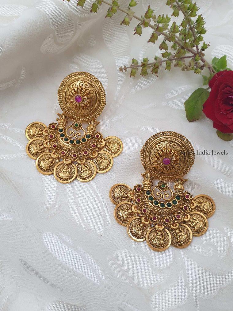 Amazingly Crafted Matee Chandbali Earrings