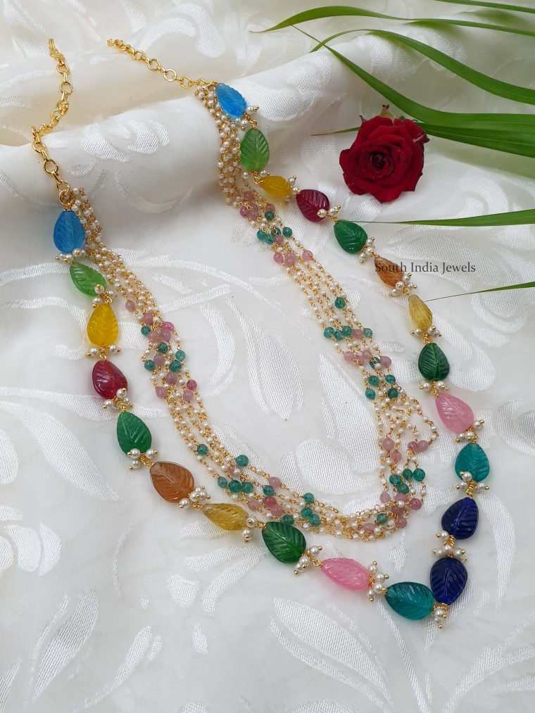 Beautiful Handmade Beads Chain