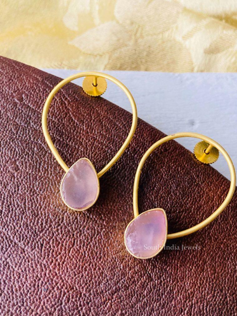 Beautiful-Linked-Raindrop-Earrings