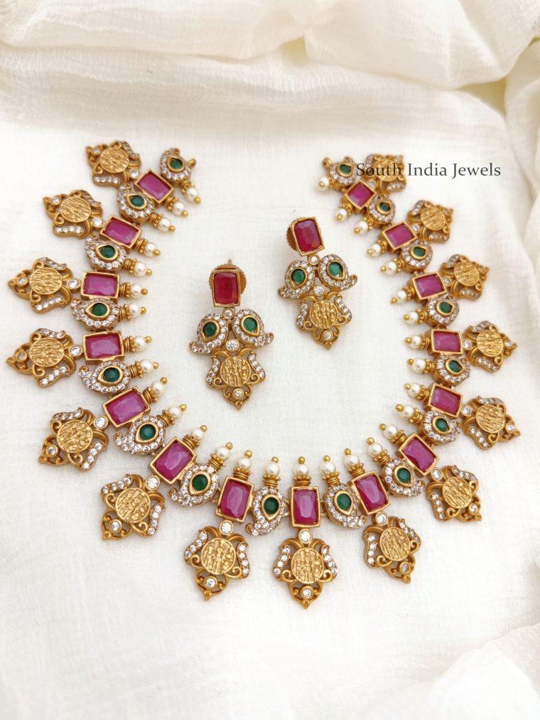 Beautiful-Rich-Ram-Parivar-Necklace
