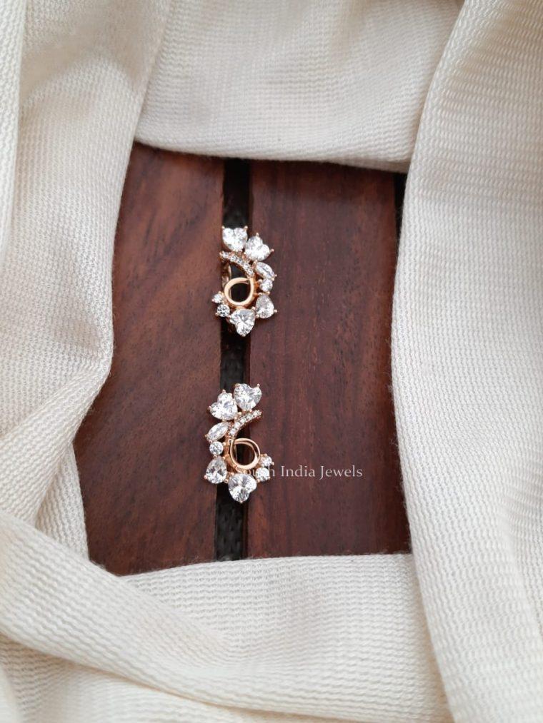 Charming CZ Stone Earrings