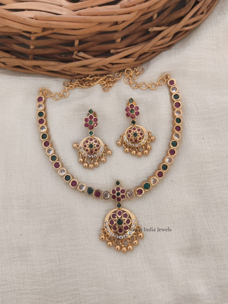 Classic One Gram Gold Necklace