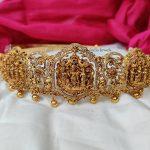 Dual Rotatable Lakshmi & Ram Parivar Hipbelt
