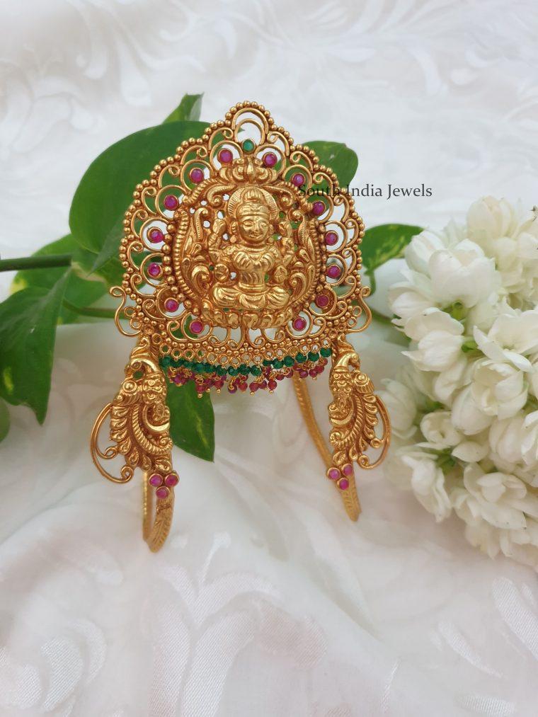 Elegant Alluring Lakshmi Armlet