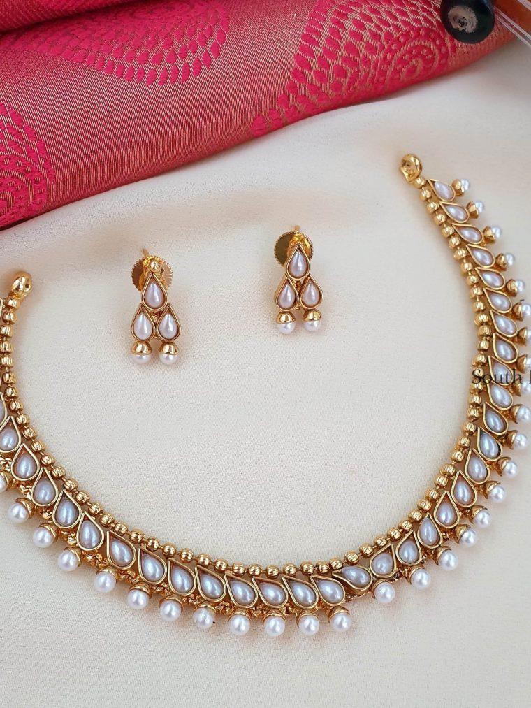 Gorgeous Antique Necklace Set