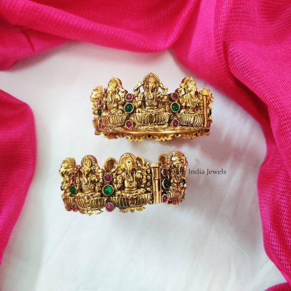 Grand Ganesh Bridal Bangle