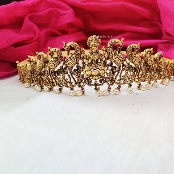Lakshmi & Peacock Design Hipbelt (2)