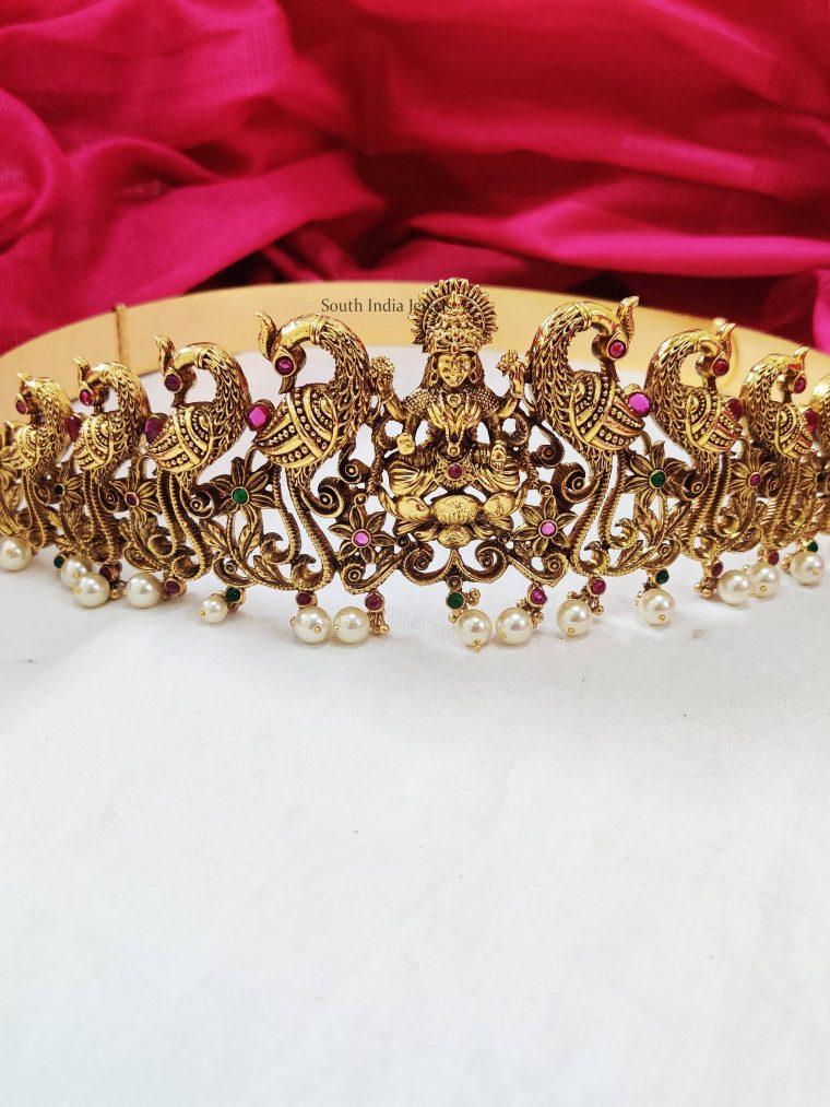 Lakshmi & Peacock Design Hipbelt