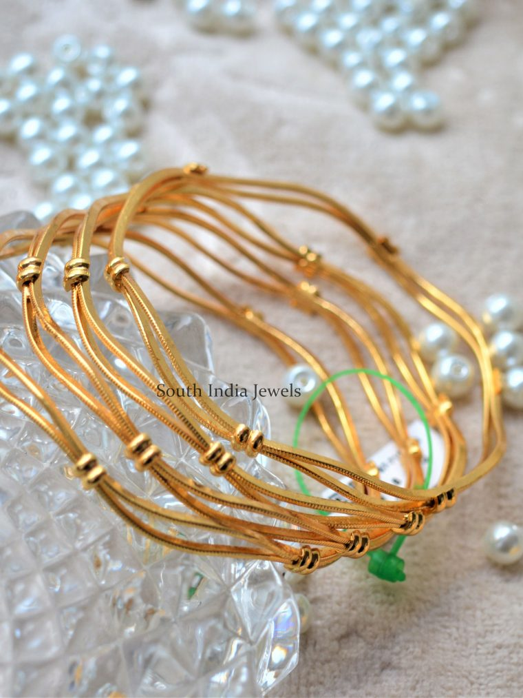 Official Wear Rope Design Bangles