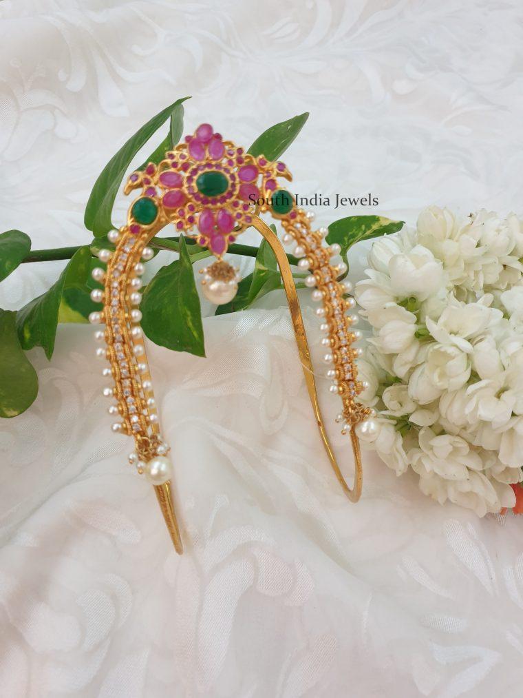 Stunning Gold Replica Armlet