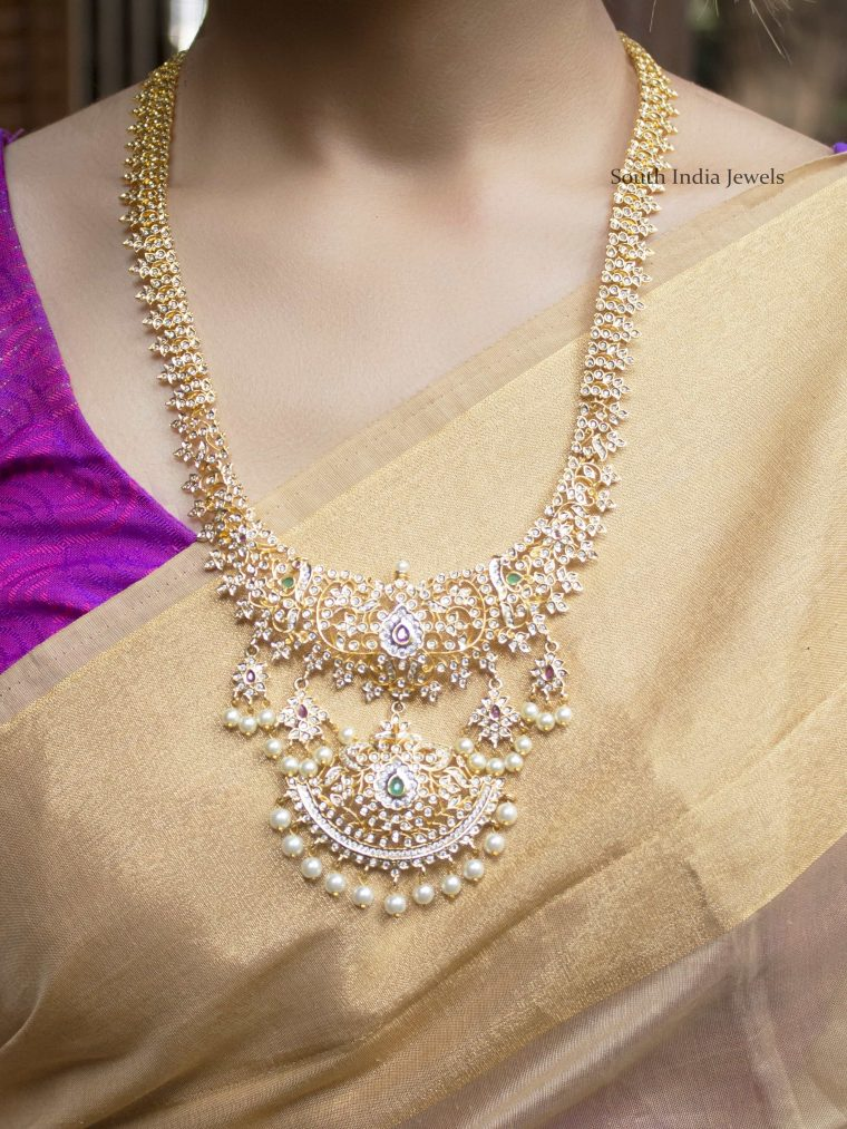 Traditional Bridal Wear with Beads Haram
