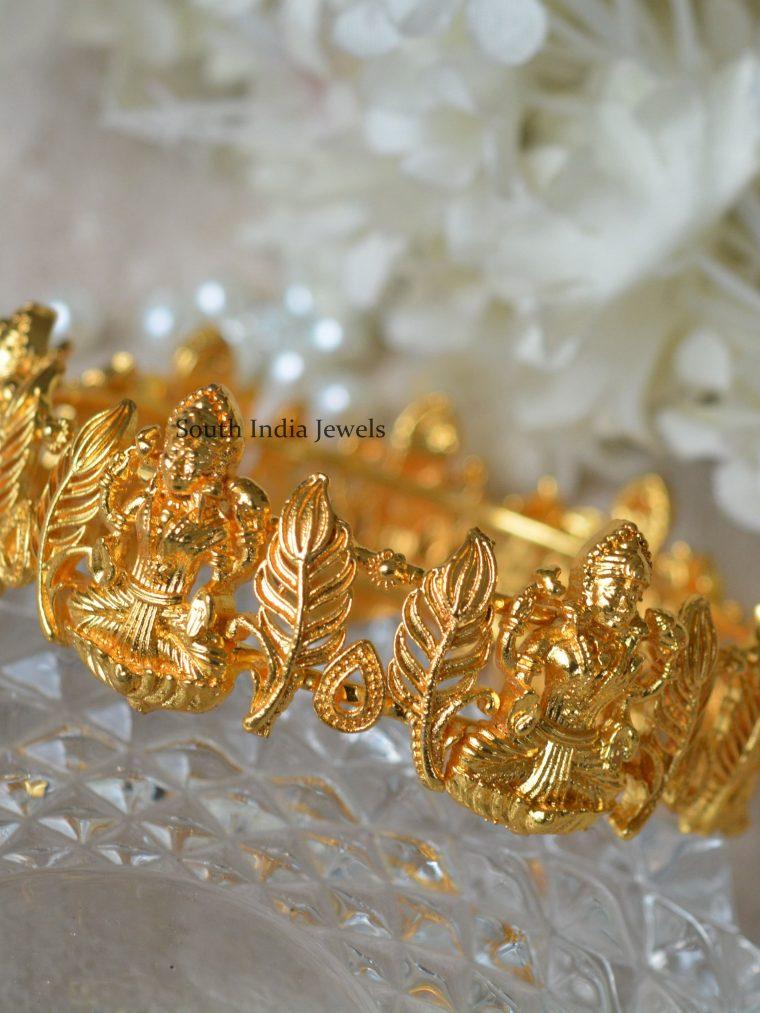 Traditional Lakshmi Design Bangle