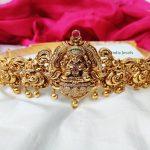 Wedding Wear Multi Stone Hipbelt